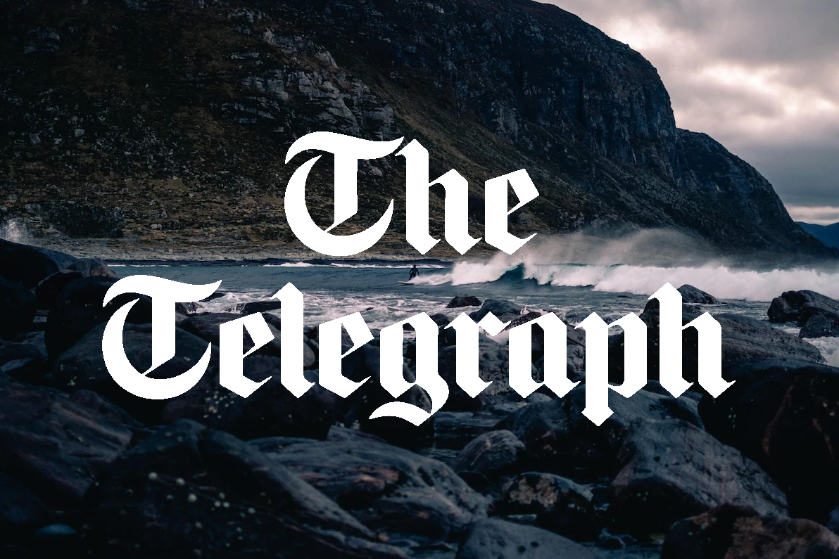 The Telegraphy Luxury, Eilidh Hargreaves