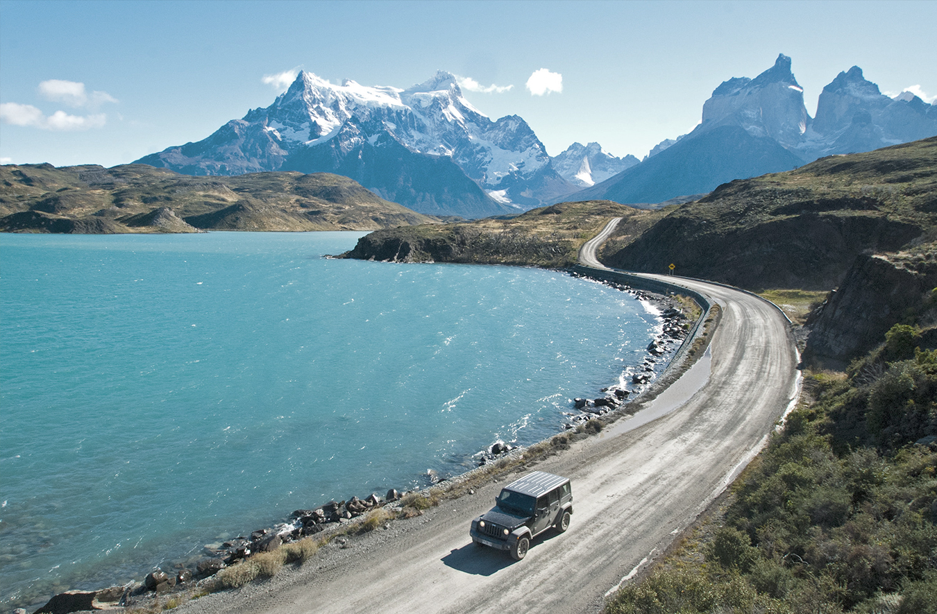 Kiteboarding roadtrip with Youri Zoon down Patagonia's image