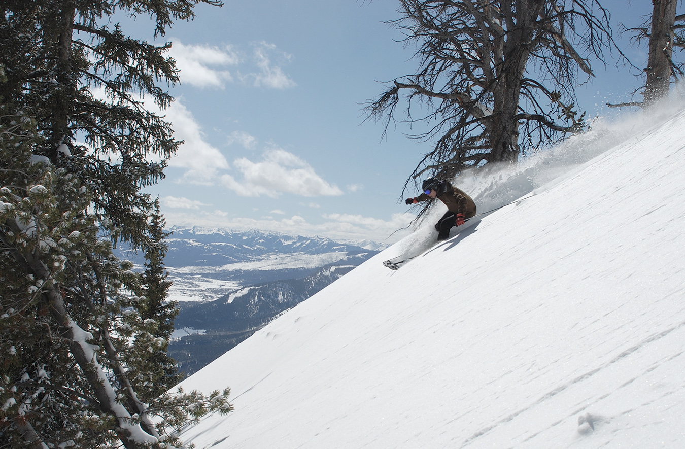 Ski with Jimmy Chin in Jackson Hole, Wyoming's image