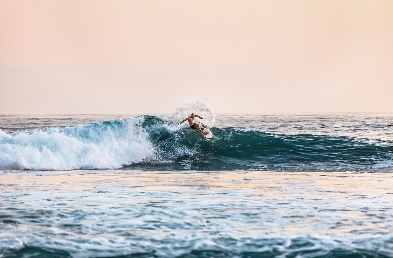 Surfing with Gony Zubizarreta & Marlon Lipke in Ecuador's image